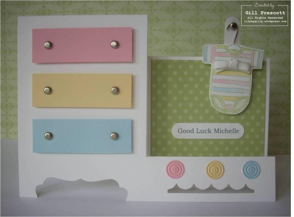 Baby dresser...