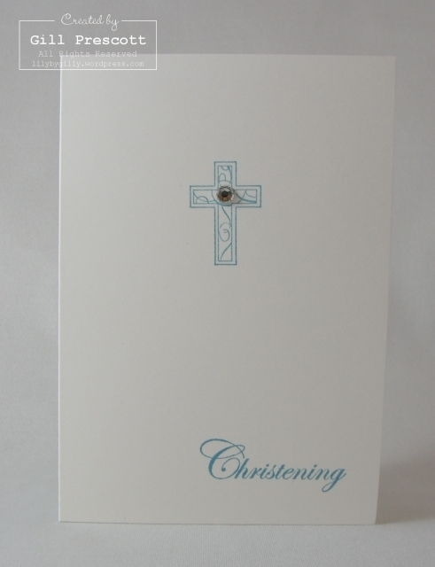 Christening First Holy Communion Lily By Gilly