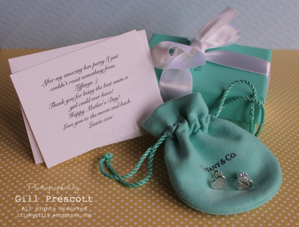 Tiffany Mothers day present