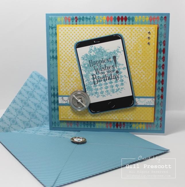 Seans iphone birthday card 6