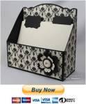 Stationery box tutorial