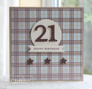 Sweater weather 21st birthday card
