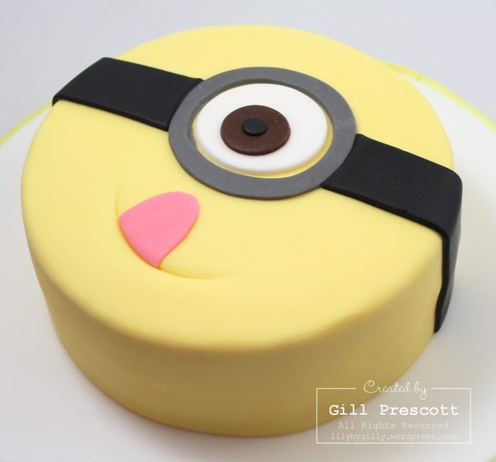 Despicable torta me minion