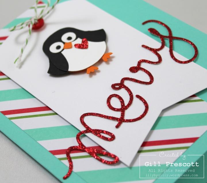 Merry penguin 2