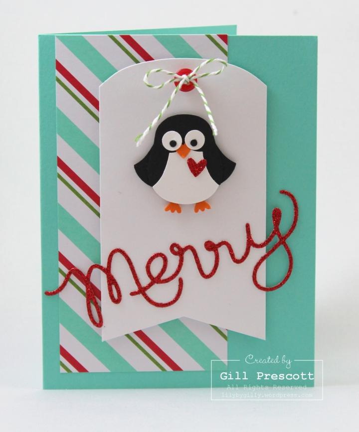 Merry penguin 3