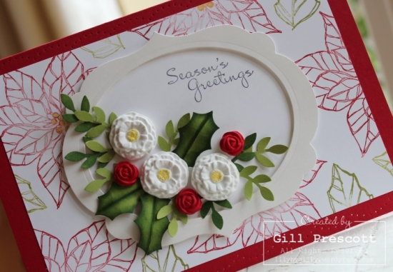 Christmas flowers 2