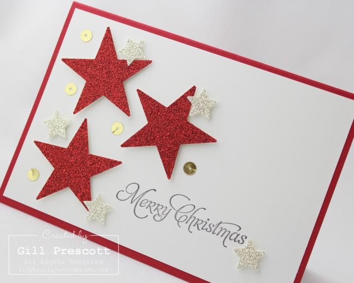 Christmas stars 4