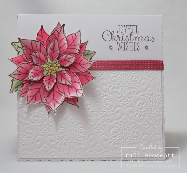 Joyful Christmas by Stampin Up