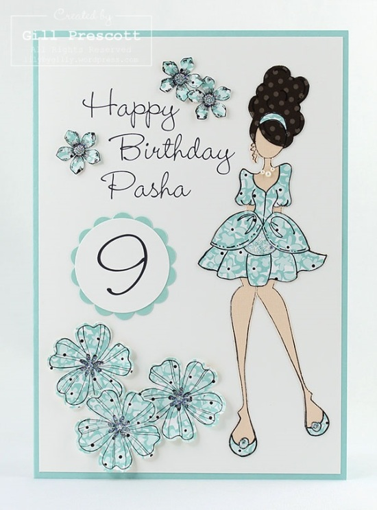 Prima doll Mindy for Pasha's birthday