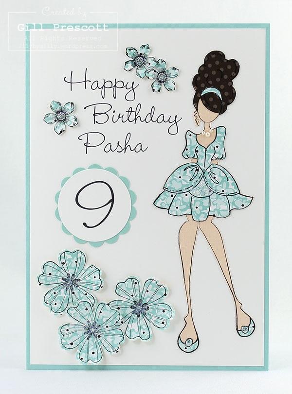 Prima doll Mindy for Pasha's birthday