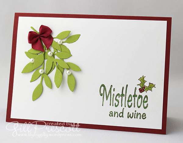 Mistletoe-and-wine