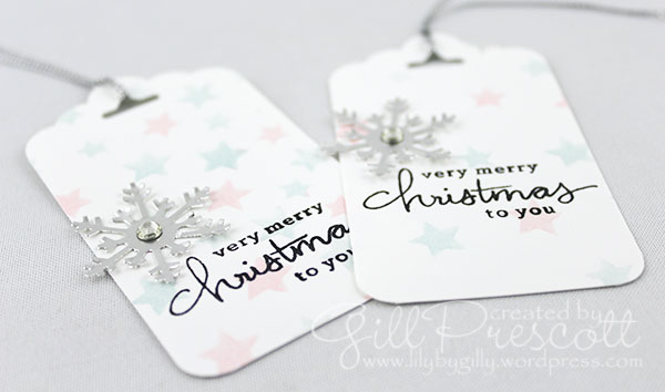 Holiday home tags