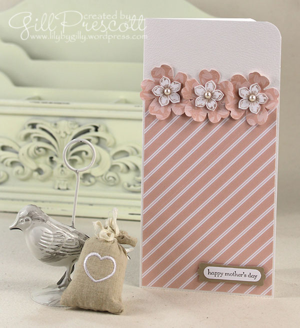 Blushing-bride-and-crumb-cake-Mother's-day-card-with-flower-shop