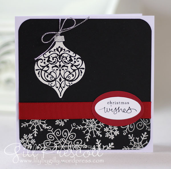 Endless wishes and ornament keepsakes by Stampin-Up