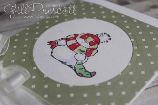Watercolour Christmas cur